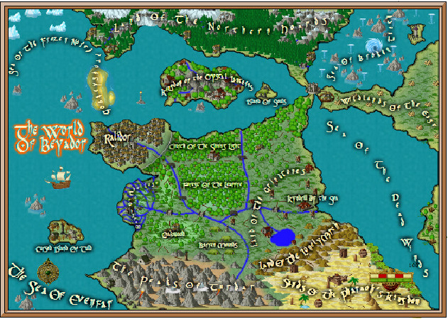 Dd 4e World Map.Geography And Environment Blashyyrk Supplement D D Wiki