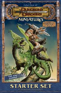 D&D Miniatures Starter Set - D&D Wiki