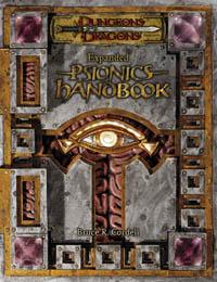 Expanded Psionics Handbook - D&D Wiki