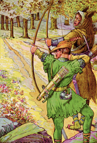 By Louis Rhead (1857 – 1926) [Public domain or Public domain], via Wikimedia Commons