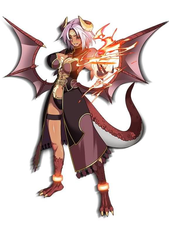 Dragon Child 5e Subrace D D Wiki