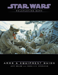 Star Wars Rpg Arms And Equipment Guide Pdf