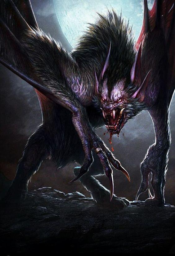 Nightwing Bat  5e Creature