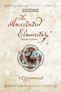 The Annotated Elminster HC 2007.jpg