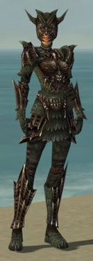 Female Black Dragonskin Full Plate Armor.jpg