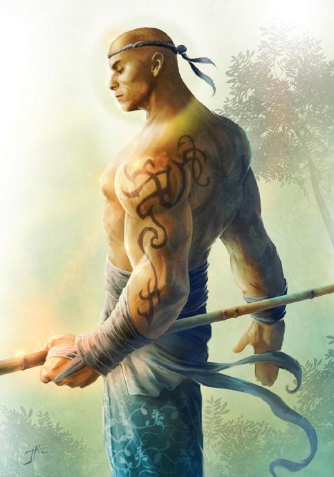 Martial Artist (4e Class) - D&D Wiki