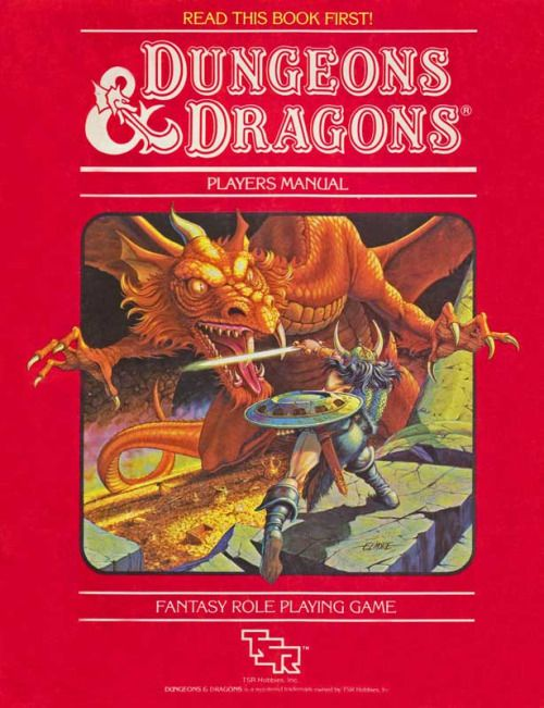Image result for dungeons and dragons basic