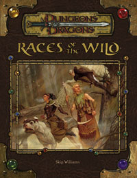 Races Of The Wild D Amp D Wiki