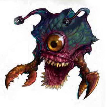 Eye of the Deep (5e Creature) - D&D Wiki