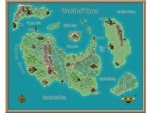 Dd 4e World Map.Continental Maps D D Wiki