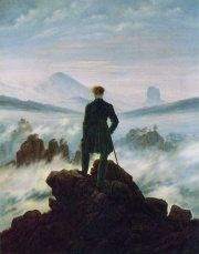 Caspar David Friedrich [Public domain], via Wikimedia Commons