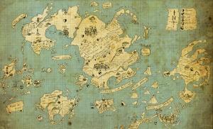 Continental Maps D D Wiki