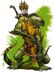 D D Lizardfolk Names Lizardfolk