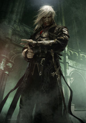 Melee Specialized Dread Necromancer (3 5e Optimized Character Build