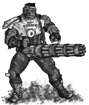 Super Mutants Fallout Supplement Dd Wiki